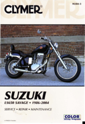 Suzuki Ls650 Savage Manuals Manualslib