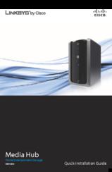 linksys nmh300 media hub home entertainment storage manuals rh manualslib com 8-Port Hub Hub Network