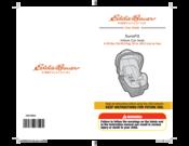 Eddie Bauer Surefit User Manual 28 Pages Infant Car Seat