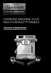 Cafe series® espresso machine.