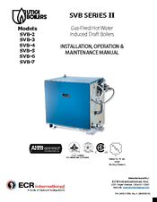 manuals and user guides for utica boilers svb-5  we have 1 utica boilers  svb-5 manual available for free pdf download: installation, operation and
