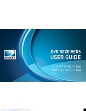directv plus hd dvr manuals rh manualslib com directv user guide manual DirecTV TV Guide