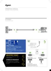 dyson v8 absolute manuals. Black Bedroom Furniture Sets. Home Design Ideas