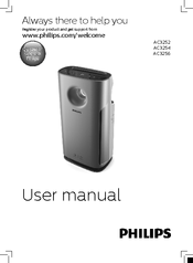 Philips AC3256 User Manual