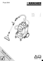 karcher puzzi 30 4 manuals rh manualslib com karcher operating manual karcher s650 user manual