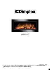 Dimplex sp16 electric fire   flames. Co. Uk.