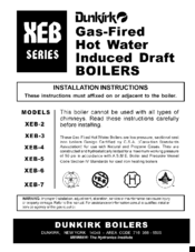 dunkirk xeb manuals dunkirk xeb 4 installation instructions manual
