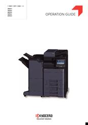 kyocera taskalfa 3252ci manuals rh manualslib com Kyocera Copier Screen Kyocera Copier Screen