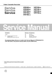 philips vr540 58 manuals rh manualslib com Philips Universal Remote Code Manual Philips Universal Remote SRP2003 27 Manual