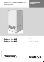 buderus 500 28c manuals rh manualslib com