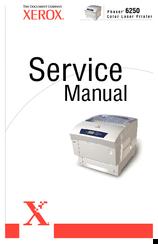 xerox phaser 6250 manuals rh manualslib com Xerox Phaser 6250 Transfer Roller Xerox Phaser 6250 Toner