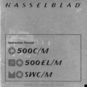 hasselblad 500c m manuals rh manualslib com Landscape Hasselblad 500Cm hasselblad 500cm user manual pdf