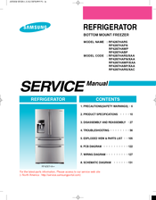 Samsung rf4287hars french door refrigerator the definitive guide.
