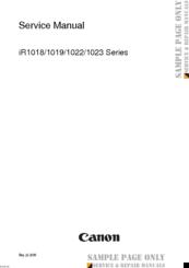CANON IR1023 SCAN DRIVERS (2019)