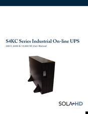SOLA HD S4K4U6000C USER MANUAL Pdf Download