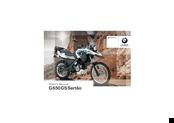 Bmw G 650 Gs Sertao Manuals Manualslib