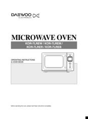 daewoo kor 7lrew manuals rh manualslib com User Guide Template User Guide Template