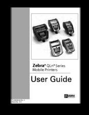 ZEBRA QLN320 USER MANUAL Pdf Download