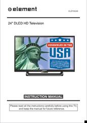 ELEMENT ELEFW248 INSTRUCTION MANUAL Pdf Download