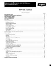 bryant 189bnv evolution manuals rh manualslib com bryant instruction manual bryant tstatbbprh01-b user manual