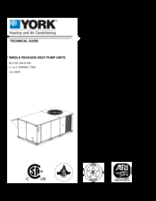 York 60 Technical Manual