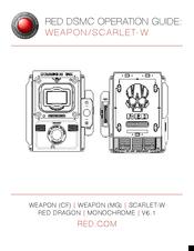 red scarlet w series manuals rh manualslib com red scarlet camera manual pdf red scarlet camera manual pdf