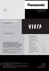 Panasonic Viera TX-L47WT50Y TV Drivers for Mac