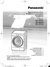 panasonic na 168vg4 operating instructions installation rh manualslib com