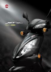 sym jet 50 series owner s manual pdf download rh manualslib com