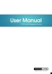 TOTO LINK N302R USER MANUAL Pdf Download