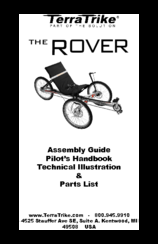 TERRATRIKE THE ROVER ASSEMBLY MANUAL Pdf Download