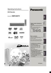 Panasonic dmr-e95h repair service manual on 1 cd in pdf format | ebay.