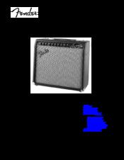 fender princeton 65 dsp manuals rh manualslib com Fender Guitar Amplifier Princeton 65 DSP Fender Guitar Amplifier Princeton 65 DSP
