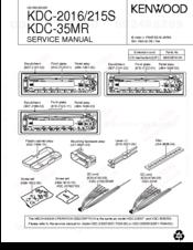 [XOTG_4463]  Kenwood KDC-215S Manuals | ManualsLib | Kenwood Kdc 215s Car Stereo Wiring Diagram |  | ManualsLib