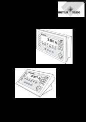 mettler toledo ind690 manuals rh manualslib com Mettler-Toledo Hawk Manual Scale Mettler-Toledo Printer Manual