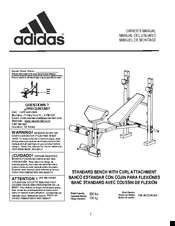 adidas fms ad100p 3 manuals rh manualslib com Adidas Check with Owner Adidas Bavarian Owners