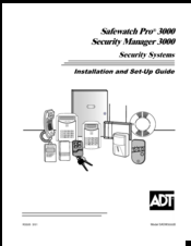 adt safewatch pro 3000 installaton manual pdf download rh manualslib com