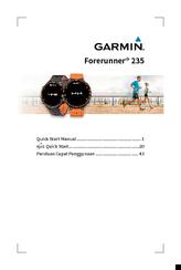 garmin forerunner 235 manuals rh manualslib com garmin vivofit 3 quick start manual garmin vector 2 quick start manual