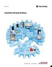 ALLEN-DLEY POWERFLEX 753 QUICK START MANUAL Pdf Download. on