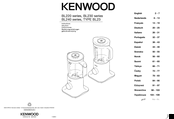 Kenwood BL240 Series Instructions Manual