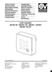 Vortice polar m12 manual.