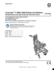 graco linelazer v 3900 operation manual