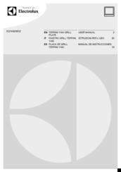 Electrolux EQT4520BOZ User Manual