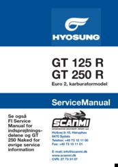 hyosung gt 250 r service manual pdf download rh manualslib com hyosung gt250 workshop manual pdf hyosung gt250 service manual pdf