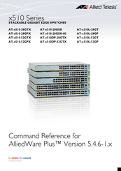 ALLIED TELESIS AT-8000S SERIES USER MANUAL Pdf Download.