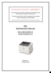 oki b432dn manuals rh manualslib com oki b431d user manual oki b431dn service manual