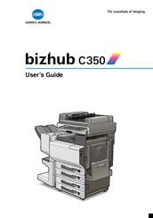 konica minolta bizhub c350 manuals rh manualslib com Konica Minolta Copier Bizhub Di3510f Konica Minolta Copier Bizhub Di3510f
