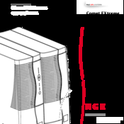 Mge Ups Systems 9 kVA Manuals