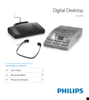 Philips LFH 9750 User Manual