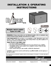1191342_hd401_product raypak hi delta hd401 manuals raypak hi delta wiring diagram at gsmx.co